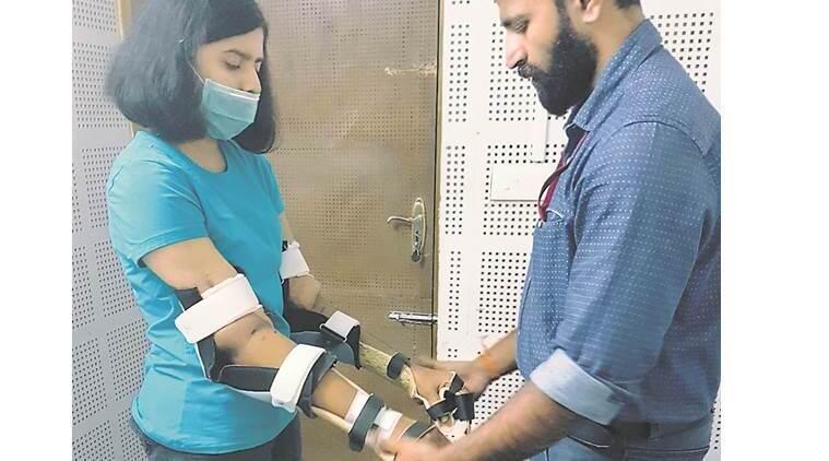 印度一男子车祸身亡后上臂捐献给残疾者 助其重获双手