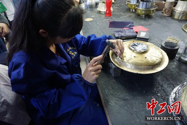 中国非物质文化遗产—大同铜器制作技艺(图)