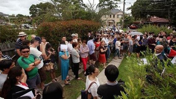 外媒:国庆临近 澳洲期盼中国人再掀购房热