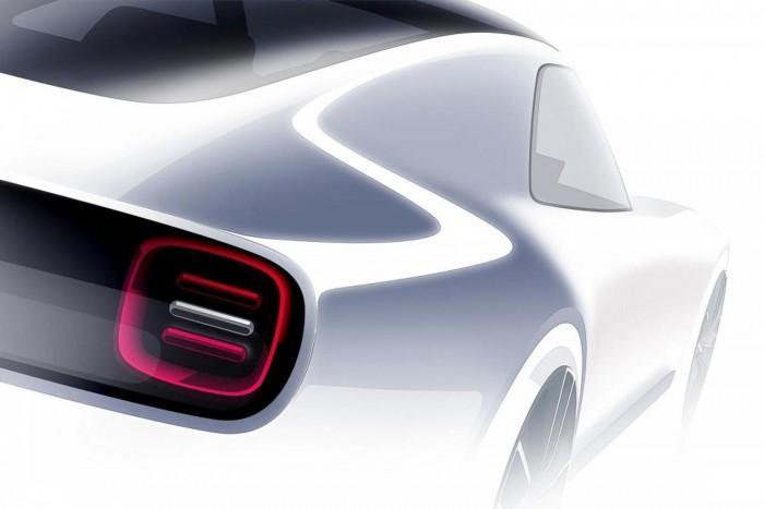 本田将展示运动型Sports EV Concept概念车