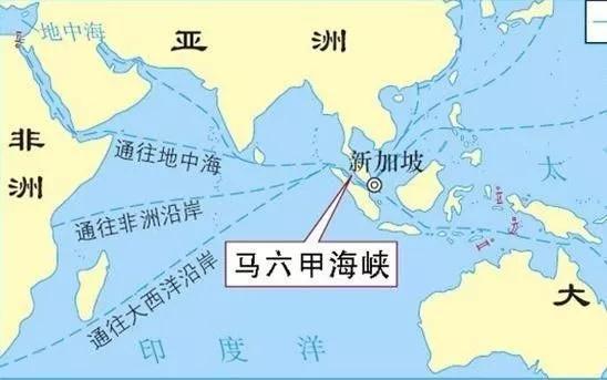 中俄联手做的这件大事 将助中国缓解马六甲之忧