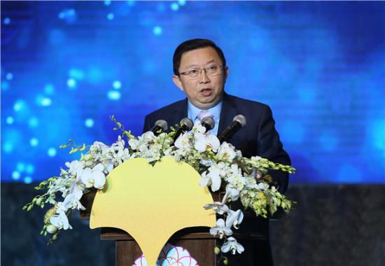 中国与东盟合作成果——专访中国-东盟商务理事会执行理事长许宁宁
