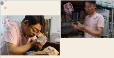 大学生捡石头捡到动物化石 填补一项世界空白