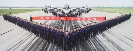 美耗时15年才装备4代机 中国仅用6年就列装歼20