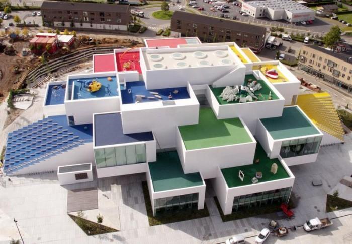 """""""积木之家""""Lego House正式开放"""