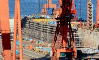 055万吨大驱成双登场紧张建造