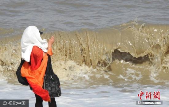 冷空气继续影响中东部地区 局地降温幅度达8-10℃