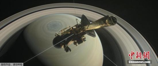 卡西尼号探测器今年6月份拍到的土星黑暗面_大发时时彩最稳定玩法