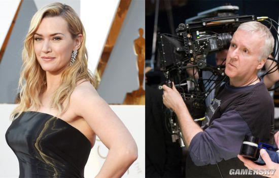 泰坦尼克号女主加盟《阿凡达》系列 相隔20年再合作