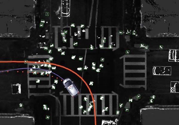 Cruise公布自动驾驶最新进展:处理能力让人惊叹