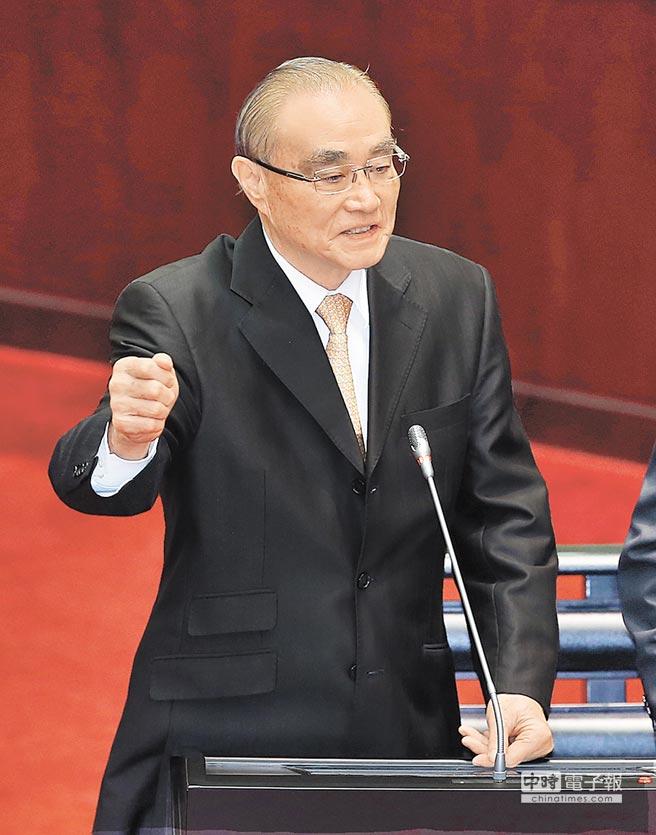 台媒质问冯世宽多撑一天台湾死多少人 称悲天悯人才是王道