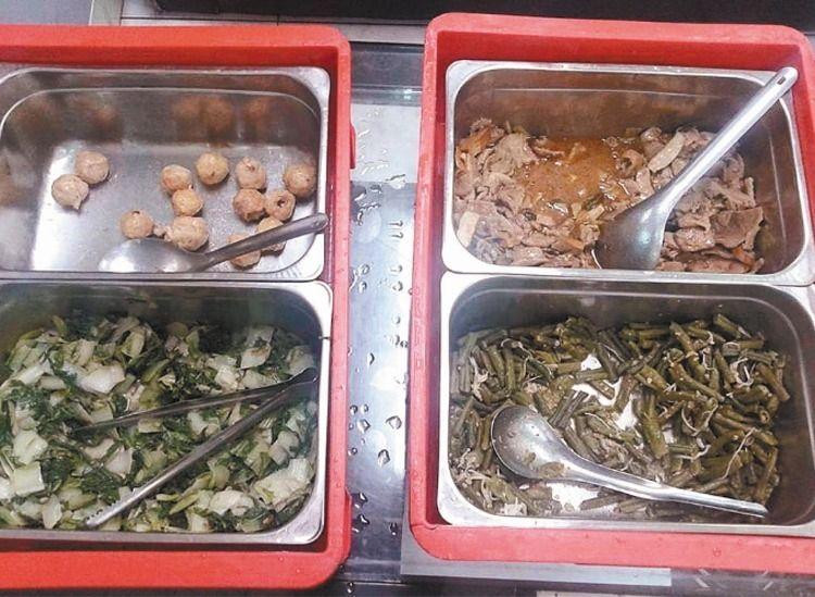 """台中小学营养午餐水准还不如看守所?""""绿委""""建议当局看日剧取经"""