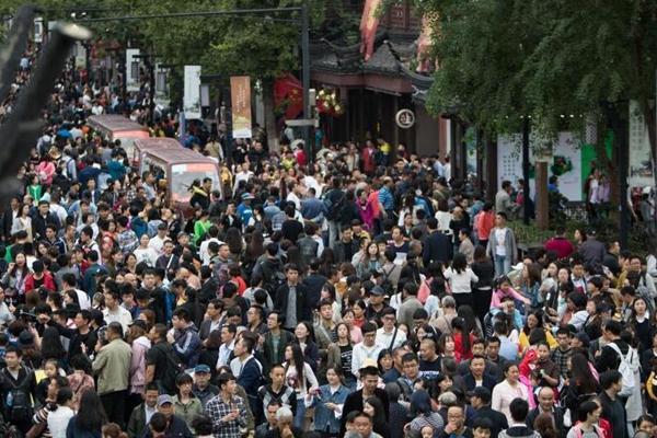 黄金周过半 全国接待国内游客4亿人次