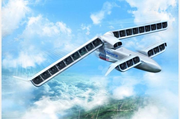 波音公司宣布将收购极光飞行科学公司