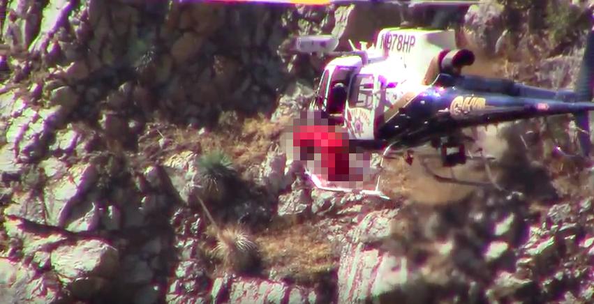 中国夫妇在美自驾坠崖失踪 时隔两月遗体被捞上岸