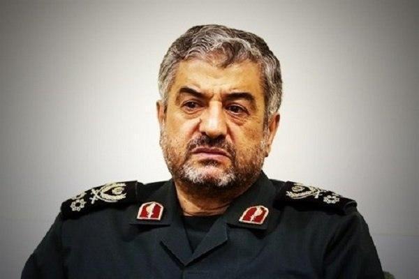 六合彩报伊朗革命卫队总司令:美国若实施新制裁法案就意味着退出核协议