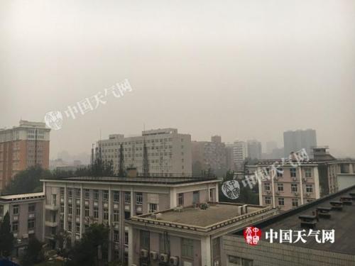 北京今日有雨雾或对返程不利 10日最高气温仅12℃