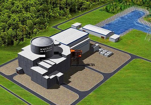 """世界核电迎来""""中国芯"""" 高温气冷堆受到国际关注"""