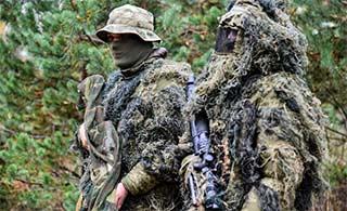俄空降兵与白俄特种兵谁隐蔽更深