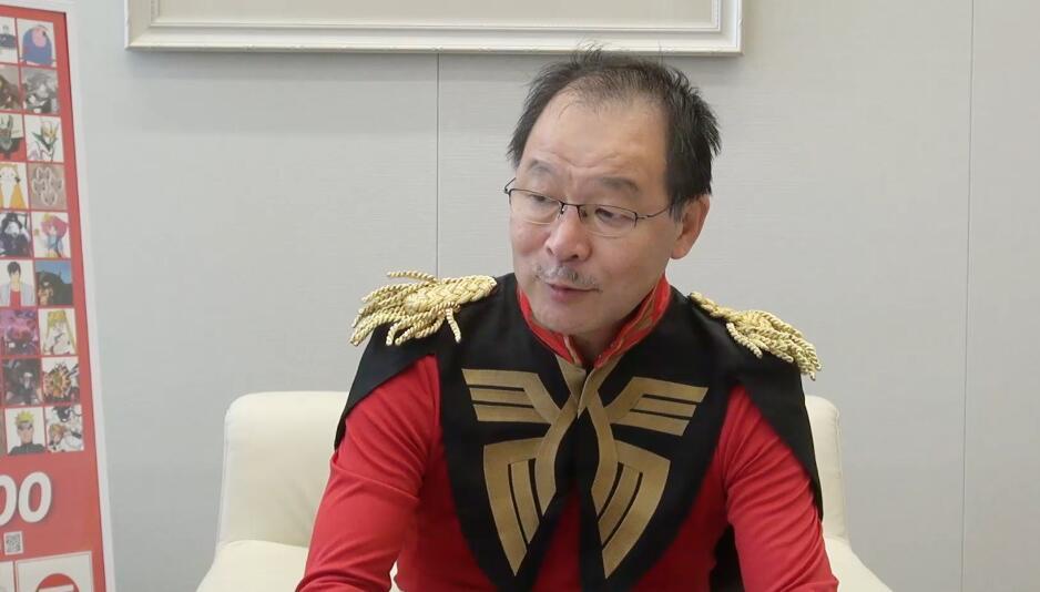 日本传奇动画制作人植田益朗透露高达成功之谜