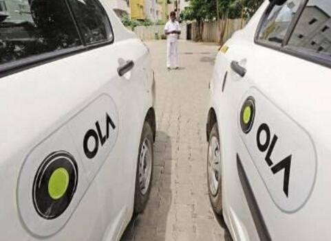 对抗Uber?腾讯向印度叫车平台OLA投资4亿美元