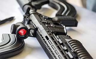 """乌克兰开始制造""""山寨版""""M4步枪"""