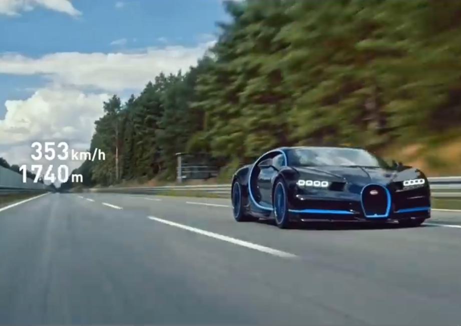 科技雷不撕:地上最速汽车超越布加迪威航