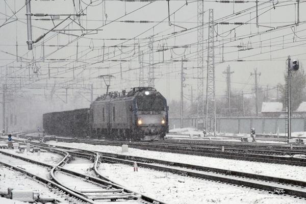 北方多地一雪成冬 银装素裹美不胜收