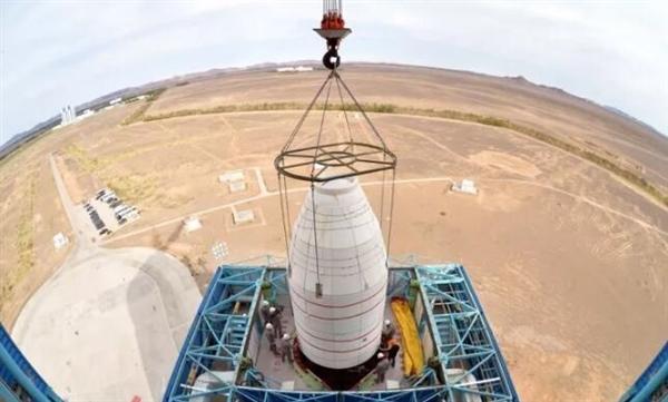 中国成功发射委内瑞拉遥感卫星二号