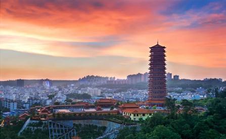 千年佛教•千年沉香——澄迈打造佛教文化旅游品牌