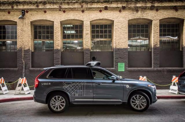 Uber自动驾驶汽车原来是这样学习开车的?