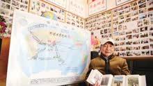 八旬老人环球行 9年走24个国家