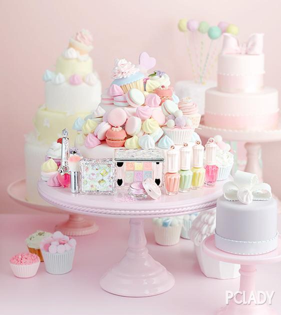少女心炸出彩虹糖 这些单品是吃可爱多长大的吗