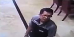三星手机放口袋里突然爆炸 印尼男子满地打滚