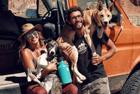 美夫妇带爱犬自驾全美