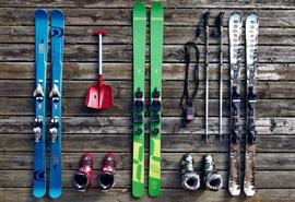 双板滑雪板长度如何选