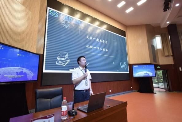 民生银行北京分行金秋九月送金融知识进校园
