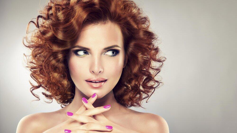 女人爱美之发型大作战 选择发型别忘了看脸