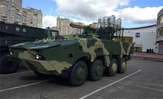 乌克兰设计新装甲车偏西方风格