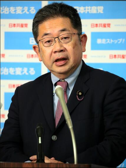 日本共产党街头演说:安倍是日本最大国难