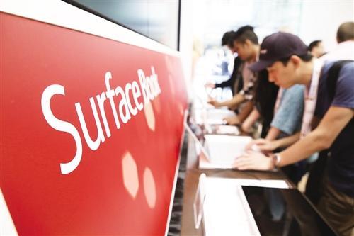 联想戴尔看衰,微软是否应保留Surface硬件业务