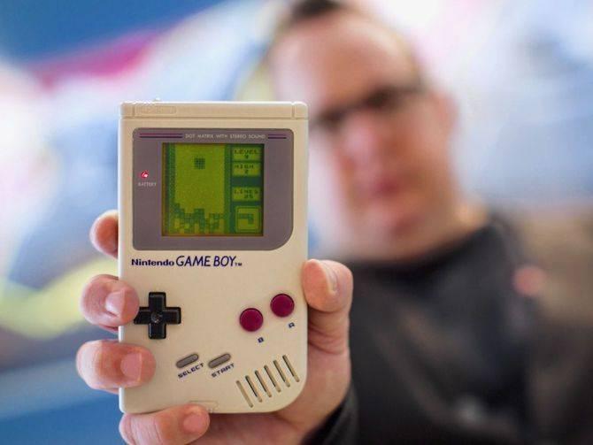 任天堂注册新商标 或将推出Game boy mini