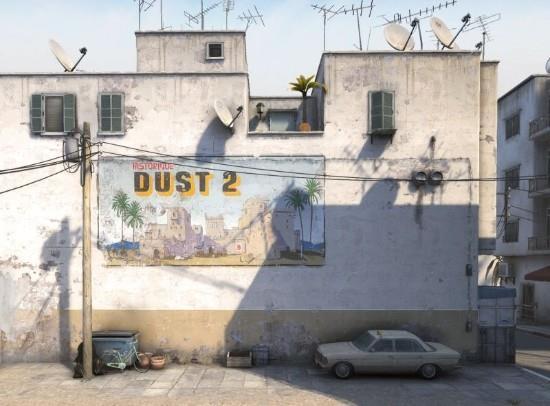 《CS:GO》经典地图Dust2重做 下个测试见