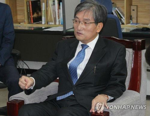 """韩驻华大使:中国是亲人 但是""""萨德""""不对华"""