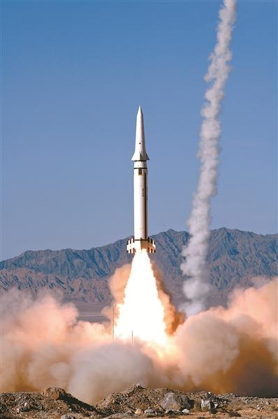 """厉害了!""""常规导弹第一旅""""完成第200次发射"""