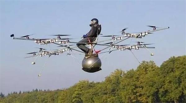 迪拜测试载人无人机?巨头们正竞相研发自动驾驶飞行汽车
