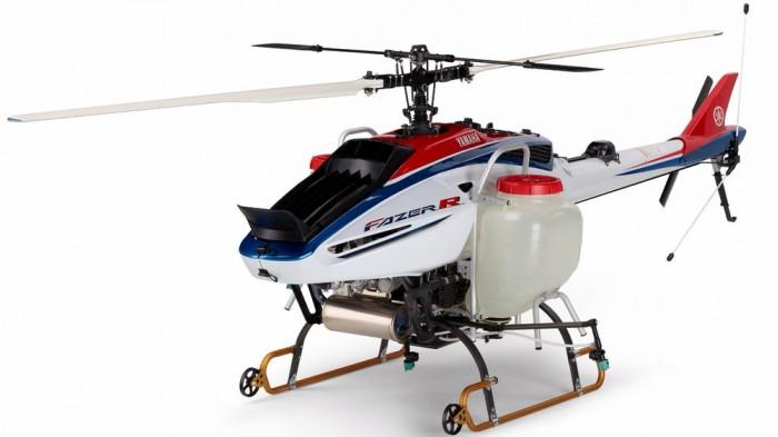 适应于农业市场!雅马哈将推出多马达无人机