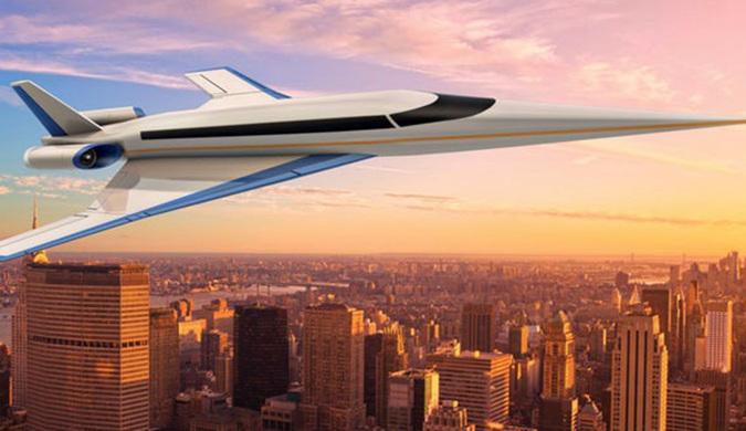 Spike Aerospace无人机SX-1.2验证机进行首飞