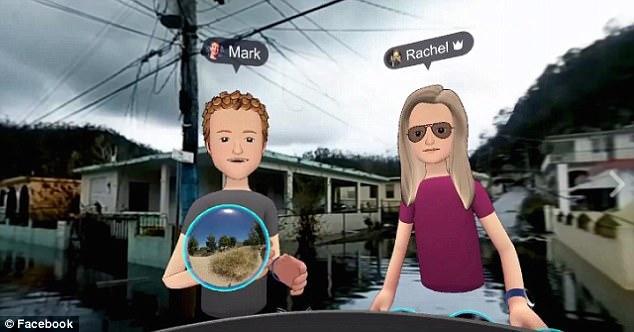 """扎克伯格VR游览飓风受灾区 被批""""营销灾难"""""""