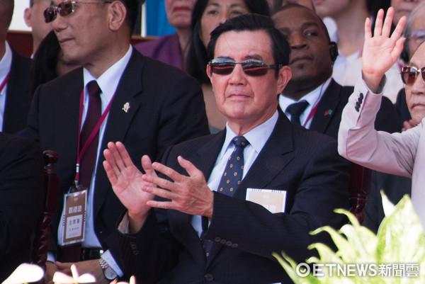 马英九自豪8年任内最和平:当时没人谈大陆何时打来